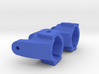 C-Hub for Axial SCX10 with XR10 GPM knuckles & XR1 3d printed