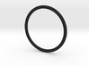 Simplicity Bangle 3d printed