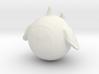 angry bird 3d printed
