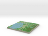 Terrafab generated model Tue Nov 19 2013 15:47:01  3d printed