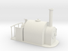 Gn15 large saddle tank  3d printed