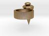 Ice Cream Ring 3d printed