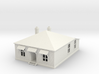 NZR Officers House 1:120 3d printed