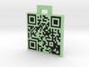 QRCode -- http://www.3dstan.com 3d printed