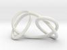 Granny knot, 6cm version 3d printed