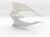Miy'til Starfighter 1/200 3d printed