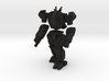 Mecha- Odyssey- Hyperion (1/285th) Multi-Part 3d printed