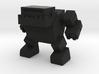 Bulldog Robot 3d printed