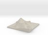 Terrafab generated model Tue Dec 03 2013 22:24:53  3d printed