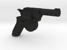 Man Stopper Revolver 3d printed