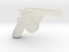 Man Stopper Revolver 3d printed