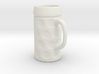 German Traditional Beer Stein (1:2) Penholder 3d printed