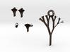 tree of life jewelry set 3d printed