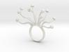mushroom family 3 3d printed