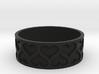 Heart bracelet (Large 80mm) 3d printed