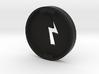 Lightning Bolt Ear Bud Cover for GLASS 3d printed
