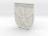 USS Hammond Logo 3d printed