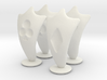 Pawn Chess Pieces 3d printed