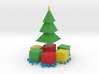 Xmas Tree and presents 3d printed