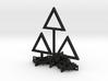 Gear Triforce 3d printed
