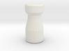 Latte Stone 3d printed