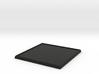 Square Model Base 55mm 3d printed
