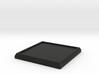Square Model Base 30mm 3d printed