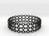 3in Samurai Bracelet 3d printed