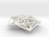 Sacred Geometry: Metatron's Compass 100mm - 4D Vec 3d printed