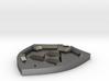 Hyrule Shield 3d printed