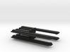 1/6 scale Ninja Sword 4 X4 3d printed