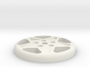 BUTTON CROMODORA WHEEL 328 3d printed