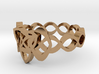 Trinity Celtic Knot Ring 3d printed
