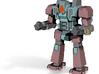 """Phalanx"" Attack Walker 6mm [COLOR] 3d printed"