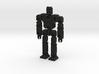 SparkBot 3d printed