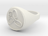ring -- Wed, 01 Jan 2014 18:41:47 +0100 3d printed