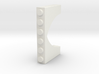 Pointed Gothic Arch 6 x 3 x 1 3d printed