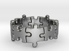 Puzzle Ring 01 size 7 3d printed