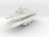 JMSDF Shirane Class DDH-144 1:3000 x4 3d printed