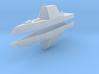 Zumwalt Class Destroyer 1:2400 x2 3d printed