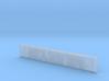 Elysium Nameplate 3d printed