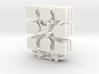 Slim Cube v2 3d printed