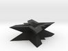 new star form with 5 fold symmetry 3d printed