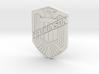 Watkinson Badge 3d printed