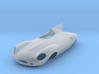 1/32 Jaguar Long Nose D Type 3d printed