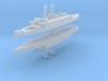 USS Atlanta (1884) 1:3000 x2 3d printed