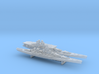 48FN03 French Navy Capital Ships Pack 3 3d printed