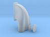 1/18 Nonequal 3 Hole Inj Hat 18-71 Kobelco Blower 3d printed