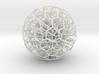 nestedSpheres 3d printed