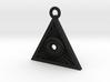 Illuminati -Pendant v1a 3d printed